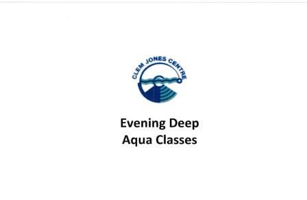 Evening Deep Aqua Classes