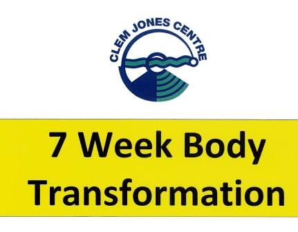 7 Week Body Transformation