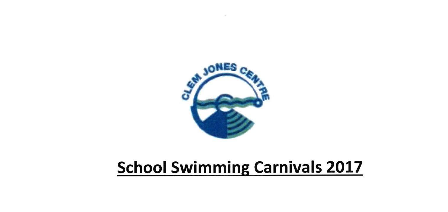 School Swimming Carnivals