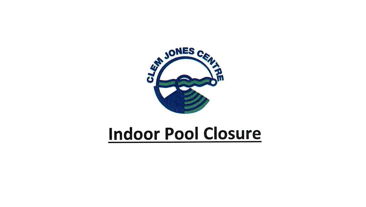 Indoor Pool Closure July 17