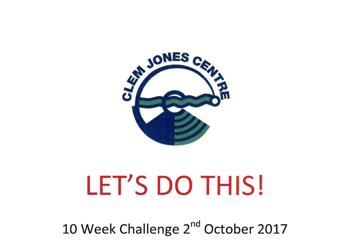 10 Week Challenge Oct 17