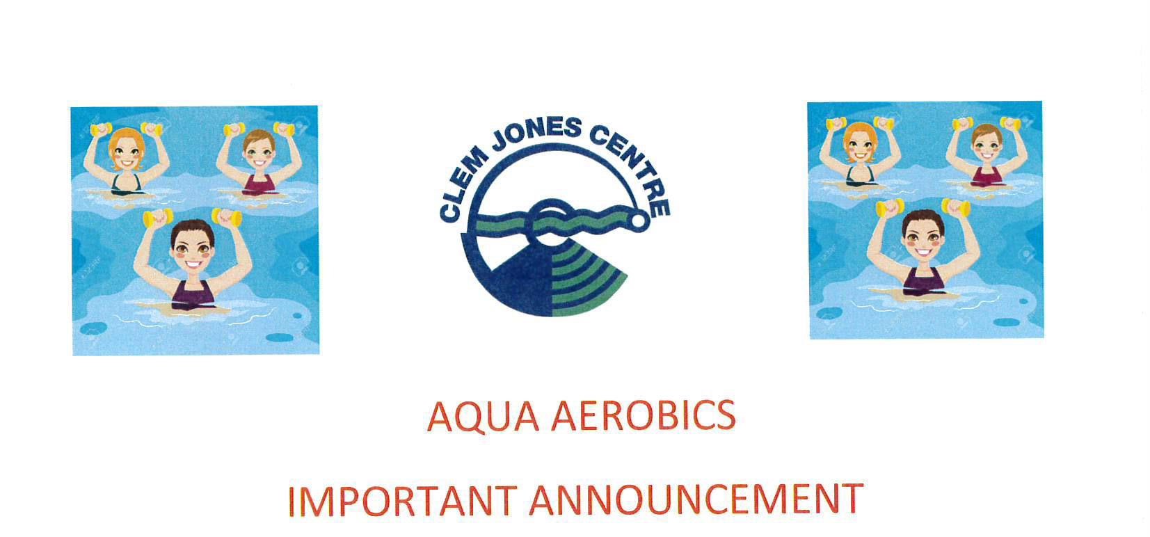 Extra Weekend Aqua Classes