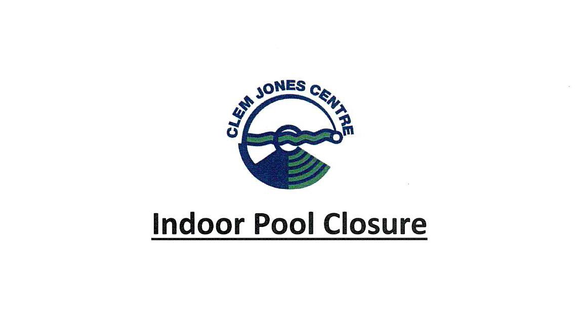 Indoor Pool Closure