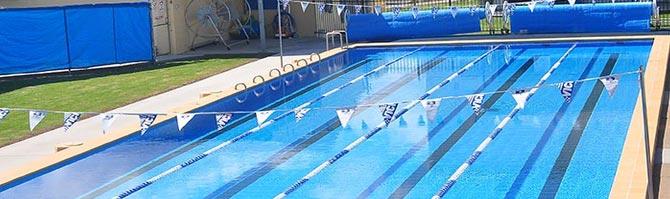 Pools Clem Jones Centre Clem Jones Centre