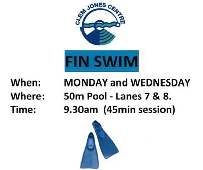 Fin Swim