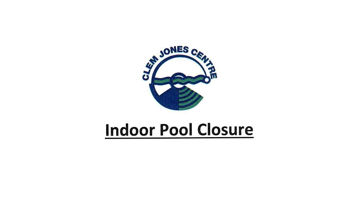 Indoor Pool Closure July 17