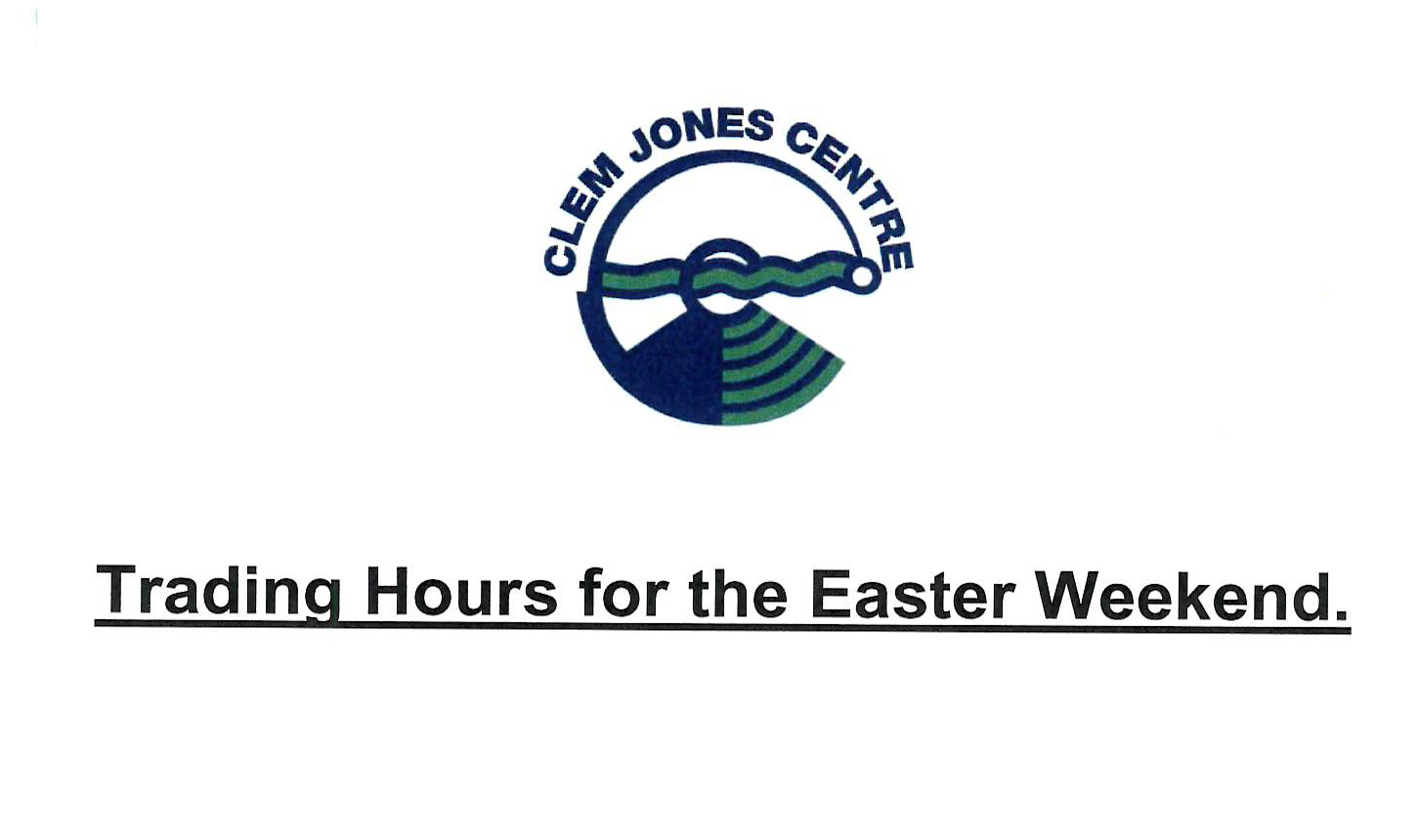 Easter Trading Hours 2018