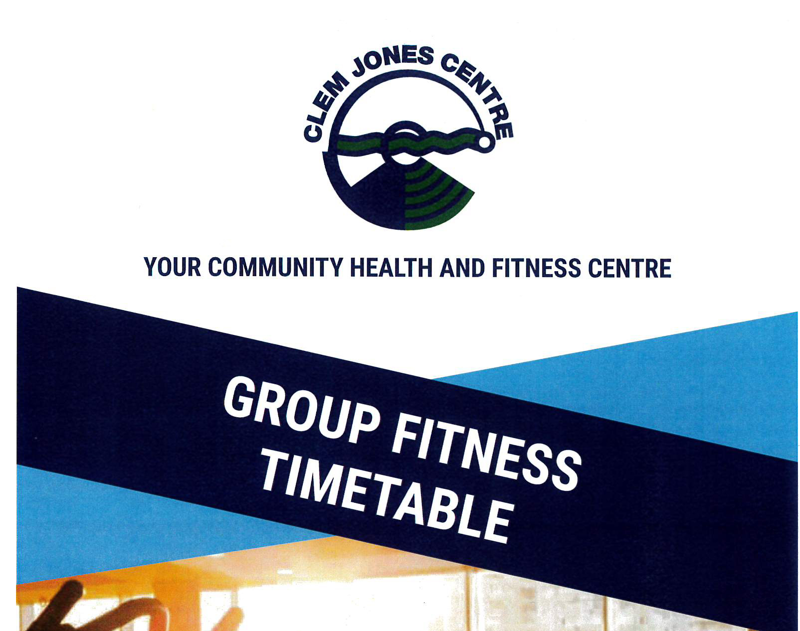 Timetable for New Gym
